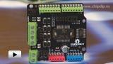 Смотреть видео: 2A Motor Shield for Arduino