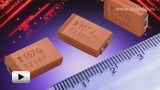 Смотреть видео: Ниобиевый оксидно-полупроводниковый конденсатор OxiCap
