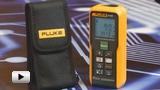Смотреть видео: Fluke 419D, Дальномер лазерный 80 м