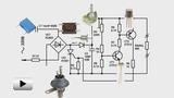 Смотреть видео: Тиристор в бестрансформаторном  выпрямителе