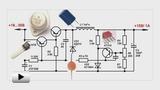 Смотреть видео: Простой импульсный стабилизатор напряжения