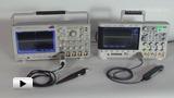 Смотреть видео: Сравнение осциллографов Tektronix серии MSO-DPO3000