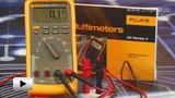 Смотреть видео: Fluke 83V, Мультиметр цифровой