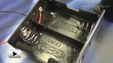 Смотреть видео: Батарейный отсек BH121