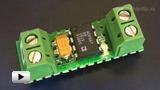 Смотреть видео: Стабилизатор с малым падением напряжения  ADP667