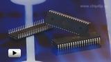 Смотреть видео: Микроконтроллеры ATMEL - AT89C55WD-24PU