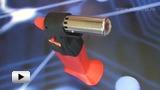 Смотреть видео: Pro-Aries. Беспламенная газовая горелка ES-730HB