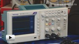 Смотреть видео: TBS1042 осциллограф цифровой, 2 канала x 40МГц