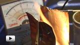 Смотреть видео: Проводимость   газа. Термическая ионизация
