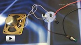 Смотреть видео: Простые конструкции.  Звуковой генератор