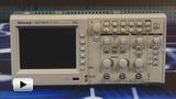 Смотреть видео: TDS1001B, Осциллограф цифровой, 2 канала x 40МГц