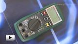Смотреть видео: Mastech. Мультиметр автомобильный MS6231