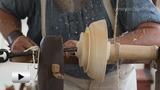 Смотреть видео: Полюсный токарный станок