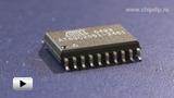 Смотреть видео: Микроконтроллеры ATMEL - AT89C2051-24SU