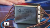 Смотреть видео: Сетевой фильтр от Jianli DL-10EAX1