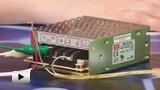 Смотреть видео: RS-35-24 Блок питания, 24В,1.5А,35Вт