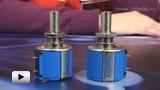 Смотреть видео: Прецизионные переменные резисторы Bourns серии 3540S