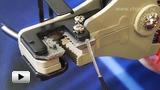 Смотреть видео: Как зачистить изоляцию с конца провода