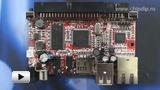 Смотреть видео: iMX233-OLinuXino-Maxi, Одноплатный компьютер на базе MX233 ARM926J @454Mhz