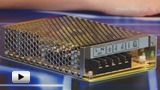 Смотреть видео: NES-75-24 Блок питания, 24В,3.2А,75Вт