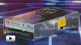 Смотреть видео: NES-350-48 Блок питания, 48В,7.3А,350Вт