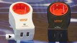 Смотреть видео: MS-USB Фильт-розетка с двумя USB
