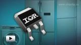 Смотреть видео: IRGR4045DPbF и IRGS4045DPbF-новые модели IGBT 600 В транзисторов для электропривода бытовой техники