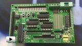 Смотреть видео: Gertboard for Raspberry Pi, Плата расширения портов GPIO