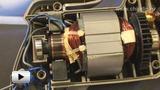 Смотреть видео: Универсальный коллекторный двигатель