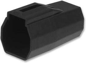 DF62B-2EP-2.2C(10), Корпус разъема, белый, Серия DF62, Штекер, 2 вывод(-ов), 2.2 мм, Штекерными контактами серии DF62