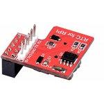 Фото 2/4 Raspberry Pi RTC Expansion Module v1.1, Часы реального времени DS1307 для Raspberry Pi