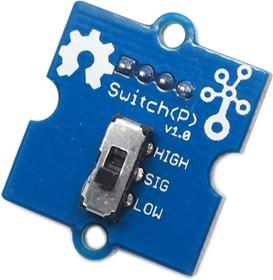 Фото 1/3 Grove - Switch(P), Мини SPDT слайд для Arduino проектов