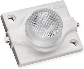 SMD-модуль 1 диод 3030 Мастер Шарк белый (6000-6500K)
