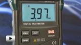 Смотреть видео: Mastech.Цифровой мультиметр MS8261