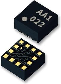 KX022-1020, МЭМС акселерометр, Трехосевой, Цифровой, X, Y, Z, ± 2g, ± 4g, ± 8g, 1.8 В, 3.6 В, LGA