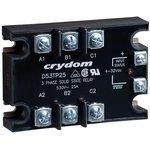 A53TP25D, Реле 90-280VAC, 530VAC/25А