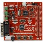 Фото 2/2 DM330018, Макетная плата, A - mini-B USB, CAN, LIN и SENT, PKOB
