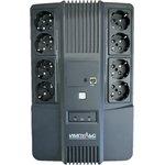 Фото 2/5 MT60102, Источник бесперебойного питания Импульс ИБП ИМПУЛЬС МАСТЕР 600, 600ВА/360Вт, LED, USB, RJ11/RJ45, SC