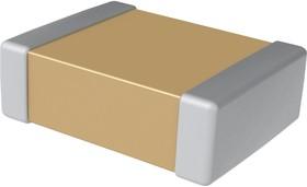 C1206S102K5RACTU, Многослойный керамический конденсатор, FE-CAP, 1000 пФ, 50 В, 1206 [3216 Метрический], ± 10%, X7R