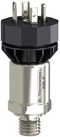 XMLP001GC21F, Air, Fresh Water, Gas, Hydraulic Oil Pressure Switch, Analogue 0 1bar, 12 24 V