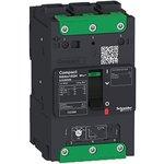 Выключатель автоматический 3П NSXm 16kA TM100D Elink