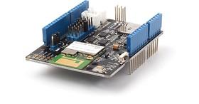 Фото 1/5 Wifi Shield (Fi250) V1.1, Wi-Fi интерфейс для Arduino на базе WIZnet FI250
