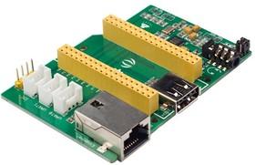 Фото 1/4 Breakout for LinkIt Smart 7688 v2.0, Интерфейсная плата расширения для платформы LinkIt Smart 7688