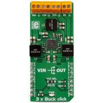 Фото 2/2 MIKROE-3201, TPS65263 DC to DC Converter and Switching Regulator Chip 1.8VDC/3.3VDC/5VDC Output Click Board