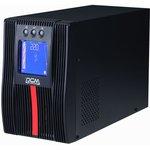 Фото 2/4 UPS Powercom MAC-1500, 1500 Wt/1500 VA, tower, Источник бесперебойного питания, 1500 Вт/1500 ВА, напольный