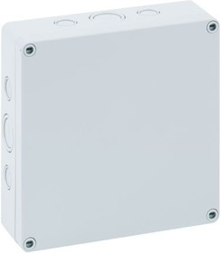 10541301, IP66 box with grey lid
