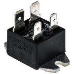 SF541310A, 10 A Solid State Relay, Zero Crossing, Chassis Mount, Triac ...
