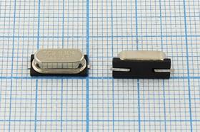кварцевый резонатор 9.8304МГц в корпусе HC49SMD , нагрузка 18пФ, 9830,4 \SMD49S4\18\ 30\ /-20~85C\SX-1\1Г