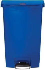 1883595, Step-On Bin 68L, Blue
