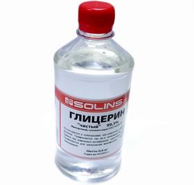 Глицерин 99,5% 0,5 л ГОСТ 6259-75
